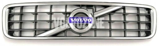 Volvo 31290544 Radiator grill P2 XC90 with big 125 mm emblem