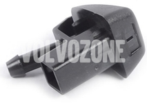 Windscreen washer nozzle (without heating) P3 (-2013) S60 II/V60 II/XC60 S80 II/V70 III/XC70 III