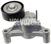 Auxiliary belt tensioner 4 cylinder gasoline engines with Twin Engine 2.0 T6/T8/Polestar SPA