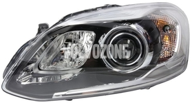 Headlight left xenon P3 XC60 (2014-) D3S with Active Bending Lights (ABL)
