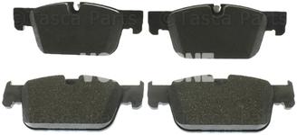 Front brake pads (296/322mm diameter) SPA S60 III/V60 II(XC) S90 II/V90 II(XC) XC60 II Variant code RC02