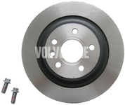 Rear brake disc (302mm) SPA S60 III/V60 II(XC) S90 II/V90 II(XC) XC60 II