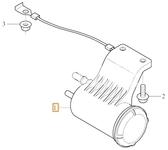 Fuel filter 3/4 cylinder gasoline engines SPA XC40
