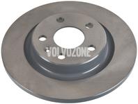 Rear brake disc (280mm) CMA XC40