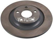 Rear brake disc (302mm) CMA XC40