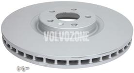 Front brake disc (345mm) SPA S60 III/V60 II(XC) S90 II/V90 II(XC) XC40/XC60 II/XC90 II