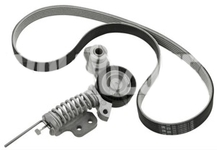 Auxiliary belt kit 4 cylinder gasoline engines (2014-) 1.5 T2/T3/T4, 2.0 T2/T3/T4/T5 P1 P3 SPA