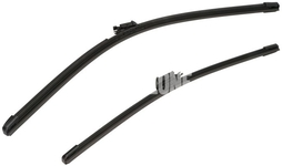 Windscreen wiper blades with heater SPA XC60 II 650+480mm