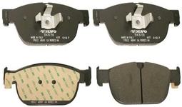 Front brake pads (345/366mm diameter) SPA S60 III/V60 II(XC) S90 II/V90 II(XC) XC40/XC60 II/XC90 II Variant code RC02