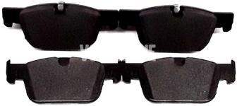 Front brake pads (296/322mm diameter) SPA S60 III/V60 II(XC) S90 II/V90 II(XC) XC60 II Variant code RC01