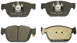 Front brake pads (345/366mm diameter) SPA XC60 II/XC90 II Variant code RC01