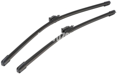 Windscreen wiper blades with heater SPA S60 III/V60 II(XC) 600+500mm
