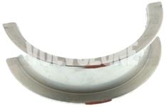 Crankshaft main bearing shell lower RED 5 cylinder engines D3/D4/2.4D/D5