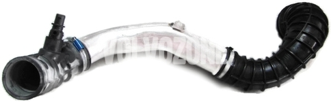 Air intake pipe with hoses 2.4D/D5 P2