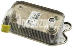 Engine oil cooler gasoline engines P80 (1999-), 5 cylinder gasoline engines P2, P2 S80 2.9/3.0/T6 (-2002)