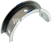 Crankshaft main bearing shell upper BLUE 5 cylinder engines D3/D4/2.4D/D5