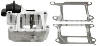 EGR control vacuum pump 5 cylinder engines 2.0 D3/D4/D5, 2.4D/D4/D5 P1 P3 (2009-)