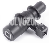 Crankcase ventilation system heater 5 valec D3/D4/2.4D/D5 P3 (2008-) (PTC heater)