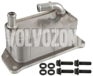 Engine oil cooler 5 cylinder engines 2.4D/D5 (2009-2010) P3 S80 II/V70 III/XC70 III/XC60
