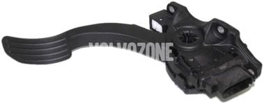 Accelerator pedal P3 S60 II/V60/XC60 S80 II/V70 III/XC70 III automatic transmission