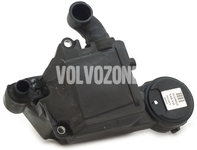 Oil trap/separator, crankcase breather 2.4 P2 (-2002) S60/S80/V70 II, 1.6/1.8/2.0 X40 (2001-)