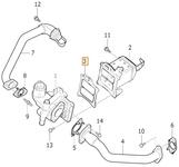 EGR valve - EGR cooler gasket 2.0 D2/D3/D4/D5 (2014-) P1 P3 SPA