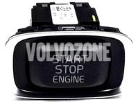 Engine Start-Stop switch P3 (-2013) S60 II/V60/XC60, (2012-2013) S80 II/V70 III/XC70 III