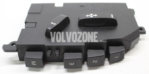 Seat adjustment control switch P1 C30/C70 II driver side