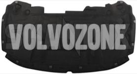 Bonnet sound insulation diesel engines P2 S60/V70 II/XC70 II