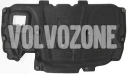 Bonnet sound insulation (-2007) 1.6/1.8/2.0, 2.4/T5 P1 C30/C70 II/S40 II/V50
