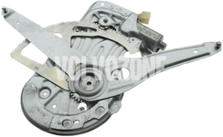Window winder mechanism front right P2 XC90 with motor, passenger side