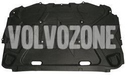 Bonnet sound insulation S40/V40