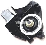 Window winder motor rear left (new type) P3 S80 II/V70 III/XC70 III, S60 II(XC)/V60(XC)/XC60 driver side