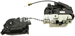 Tailgate lock P3 V70 III/XC70 III (Variant code L703)