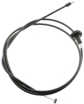 Hood lock release cable P3 S60 II(XC)/V60(XC) rear section