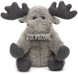 Moose plush Volvo toy 18.5 x 14 cm
