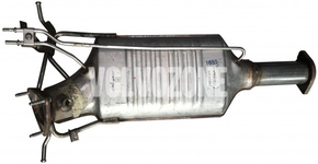 Diesel particulate filter (DPF) 2.4D/D5 P3 (2010-) S80 II/V70 III/XC70 III/XC60, S60 II/V60 AWD