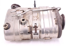 Diesel particulate filter (DPF)/catalytic converter 5 cylinder engines D3/D4/2.4D/D5 (2011-) FWD P1 P3