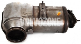 Diesel particulate filter (DPF)/catalytic converter 4 cylinder engines D2/D3/D4/D5 (2014-2018) P1 P3