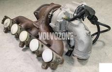Turbocharger 2.5 T5 P1 V40 II(XC) P3 (2013-) S60 II/V60(XC)/XC60 S80 II/V70 III/XC70 III