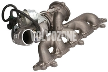 Turbocharger 2.5 T5 P1, 2.5T P3 (-2012) S80 II/V70 III