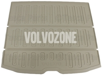 Carbo rubber carpet P3 (2015-) XC60 - beige