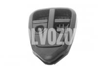 Locking system remote control housing P2 (-2003) S60/S80/V70 II/XC70 II