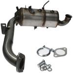 Diesel particulate filter (DPF) 1.6D P1 C30/S40 II/V50 P3 S80 II/V70 III