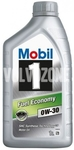 Engine oil Mobil 1 Fuel Economy 0W-30 1L