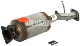 Diesel particulate filter (DPF) 2.4D/D5 P1 (-2010) C30/C70 II/S40 II/V50 old type