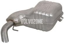 Exhaust end silencer 2.0T/2.4T(with AWD -2002)/2.5T/2.4D/D5/T6 P2 S80, 2.9/3.0 P2 (-2001) S80