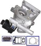 EGR valve 2.0 D2/D3/D4/D5 (2014-) P1 P3