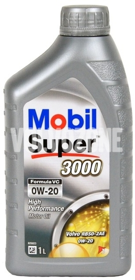 Engine oil Mobil Super 3000 Formula VC 0W-20 1L