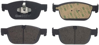 Front brake pads (345/366mm diameter) SPA S60 III/V60 II(XC) S90 II/V90 II(XC) XC40/XC60 II/XC90 II